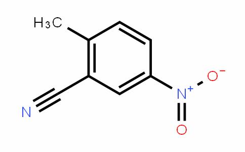 2-甲基-5-硝基苯甲腈