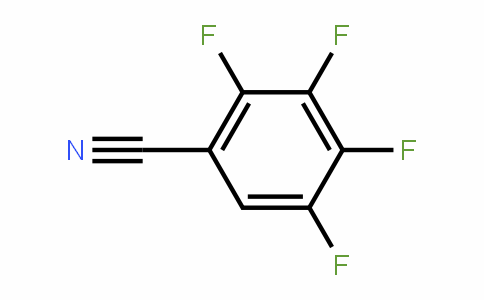 2,3,4,5-Tetrafluorobenzonitrile