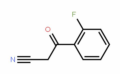 2-Fluorobenzoyl acetonitrile