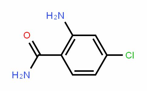 2-氨基-4-氯苯甲酰胺