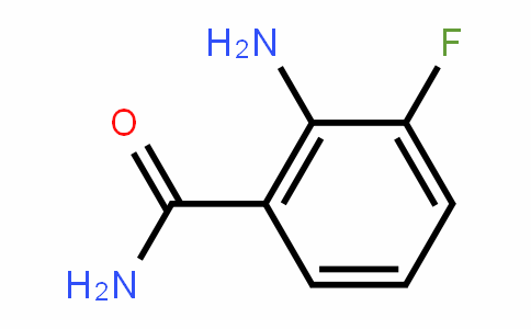 2-Amino-3-fluorobenzamide