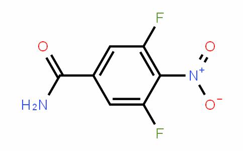 3,5-Difluoro-4-nitrobenzamide