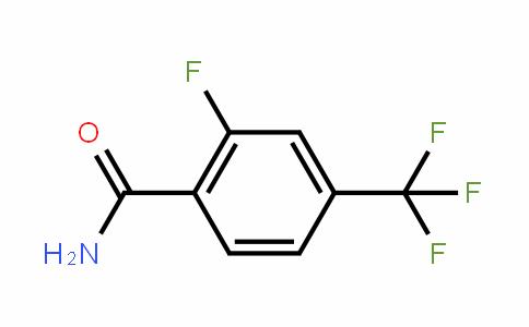 2-氟-4-(三氟甲基)苯甲酰胺