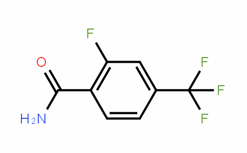 2-Fluoro-4-(trifluoromethyl)benzamide