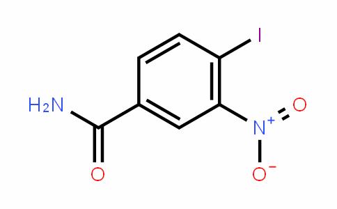 3-硝基-4-碘苯甲酰胺
