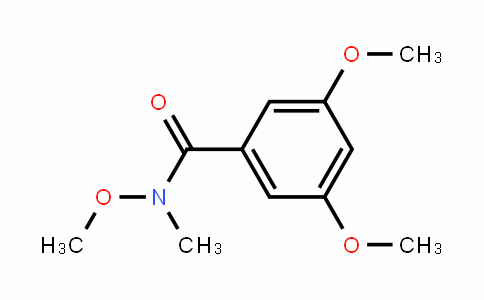 N,3,5-Trimethoxy-N-methylbenzamide