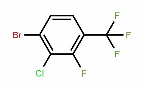 4-Bromo-3-chloro-2-fluorobenzotrifluoride