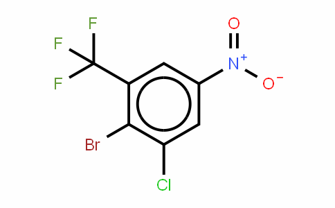 4-Bormo-3-chloro-5-(trifluoromethyl)nitrobenzene[2-Bromo-3-chloro-5-nitrobenzotrifluoride]