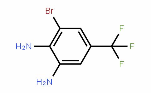 3-Bromo-4,5-diaminobenzotrifluoride