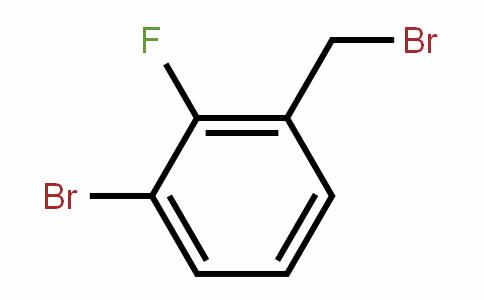 3-溴-2-氟苄溴