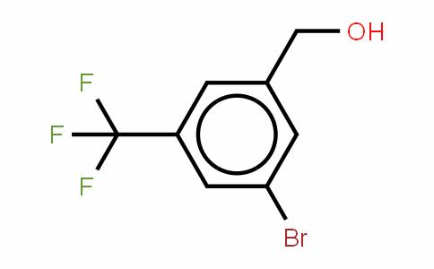 3-Bromo-5-(trifluoromethyl)benzyl acohol