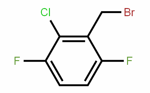 2-Chloro-3,6-difluorobenzyl bromide