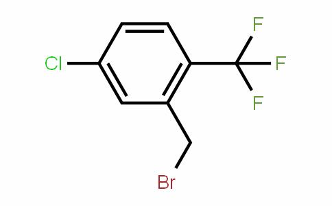 5-氯-2-(三氟甲基)溴苄