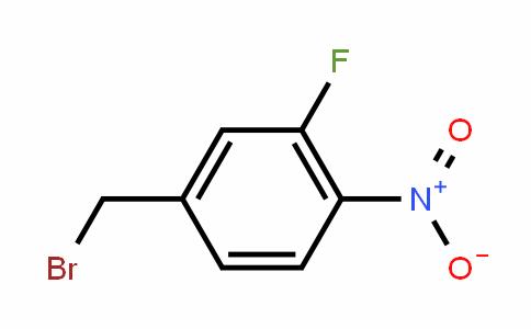 3-氟-4-硝基溴化苄