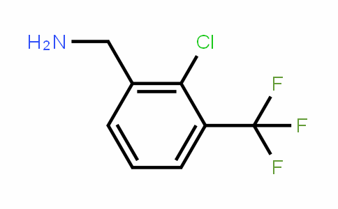 2-Chloro-3-(trifluoromethyl)benzylamine