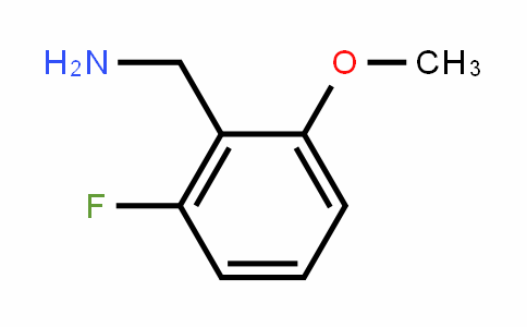 2-Fluoro-6-methoxybenzylamine