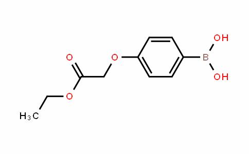 4-(2-乙氧基-2-氧代乙氧基)苯基硼酸