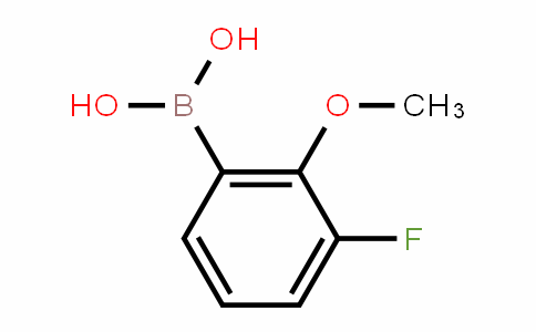 3-Fluoro-2-methoxybenzeneboronic acid