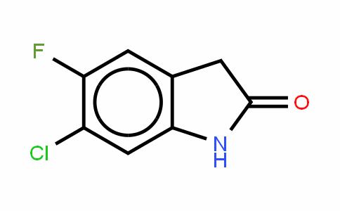 6-Chloro-5-fluoro-2-xoindole