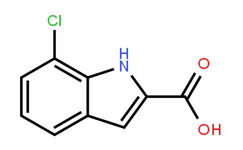 7-氯吲哚-2-羧酸