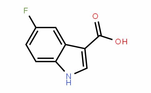 5-氟吲哚-3-甲酸