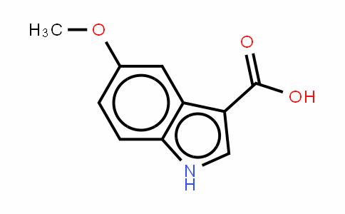 5-Methoxyindole-3-carboxylic acid[5-methoxy-1H-indazole-3-carboxylic acid]