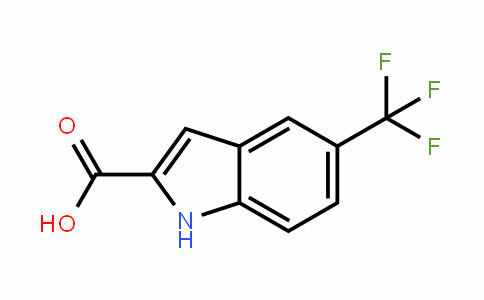 5-(Trifluoromethyl)indole-2-carboxylic acid