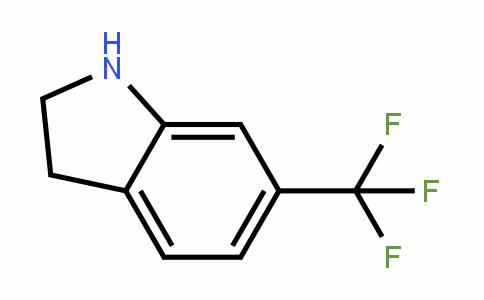 6-三氟甲基吲哚啉