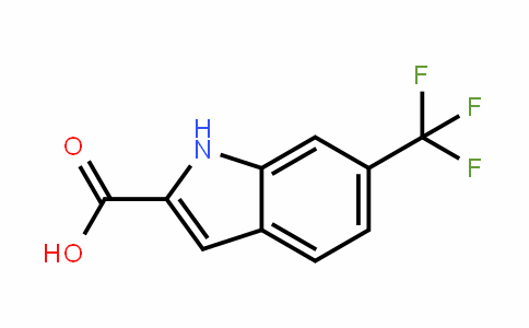 6-(Trifluoromethyl)indole-2-carboxylic acid