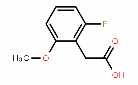 2-Fluoro-6-methoxyphenylacetic acid