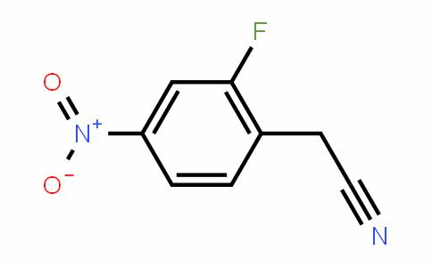 2-Fluoro-4-nitrophenylacetonitrile