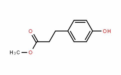 Methyl3-(4-hydroxyphenyl)propionate