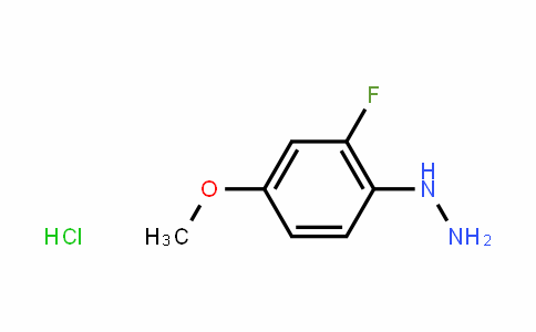 2-Fluoro-4-(methoxy)phenylhydrazine HCl