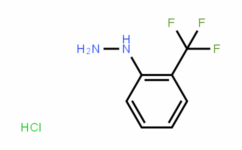 2-(Trifluoromethyl)phenylhydrazine HCl