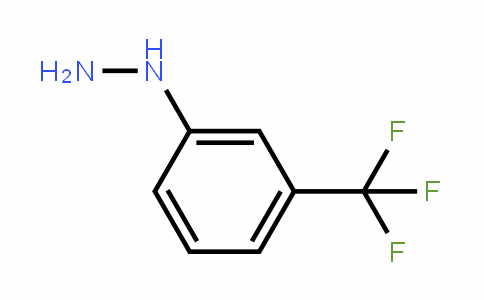 3-(Trifluoromethyl)phenylhydrazine