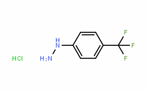 4-(Trifluoromethyl)phenylhydrazine HCl