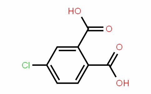 4-氯邻苯二酸