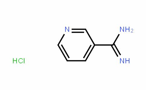 Pyridine-3-carboximidamide hydrochloride