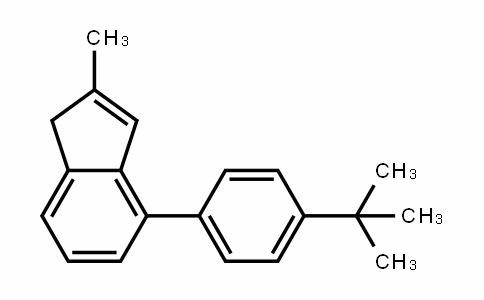 2-甲基-4-(4-叔丁苯基)-1H-茚