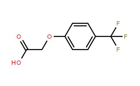 2-[4-(Trifluoromethyl)phenoxy]acetic acid