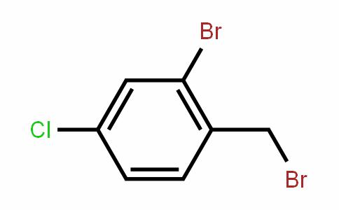 2-Bromo-1-(bromomethyl)-4-chlorobenzene