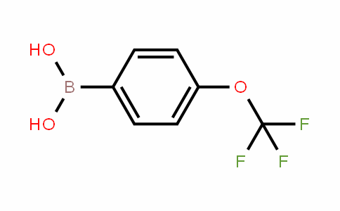 4-(Trifluoromethoxy)phenylboronic acid