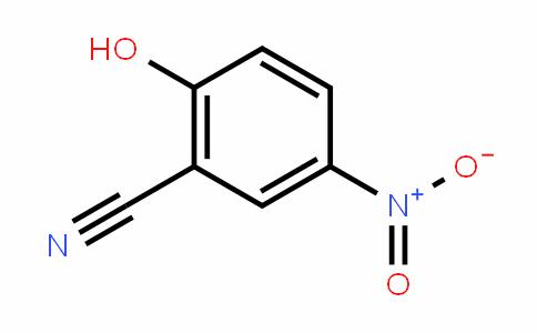 2-hydroxy-5-nitrobenzonitrile