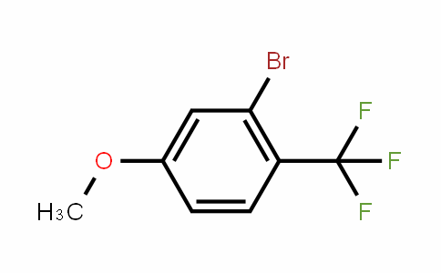 2-bromo-4-methoxy-1-(trifluoromethyl)benzene