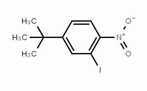 4-(tert-butyl)-2-iodo-1-nitrobenzene