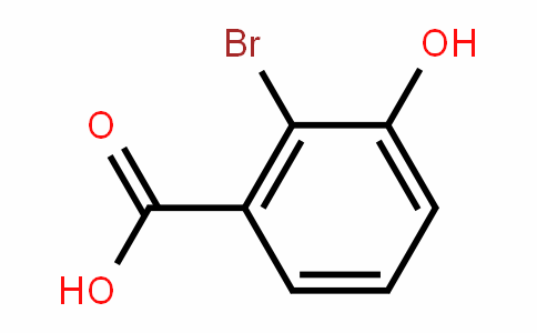 2-bromo-3-hydroxybenzoic acid