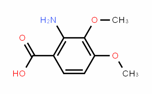 2-amino-3,4-dimethoxybenzoic acid