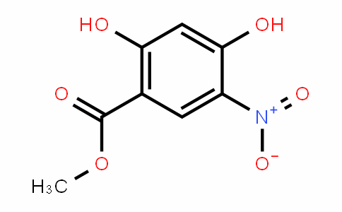 methyl 2,4-dihydroxy-5-nitrobenzoate