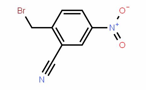 2-(bromomethyl)-5-nitrobenzonitrile