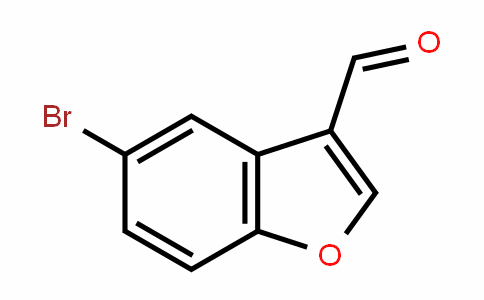 5-bromobenzofuran-3-carbaldehyde